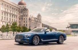 Bentley Continental GT Mulliner Convertible Debut Global di St Tropez