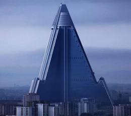 Fakta Gedung Tertinggi di Ibukota Korea Utara, Hotel yang Tak Pernah Terima…