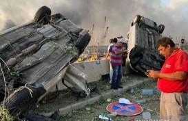 Ledakan Beirut, KBRI Distribusikan Bantuan untuk WNI di Lebanon