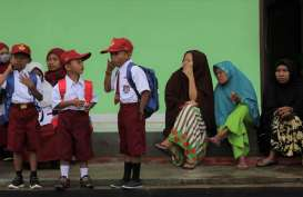 Ini Pesan Jokowi Terkait Pembukaan Sekolah di Zona Kuning