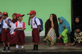 Ini Pesan Jokowi Terkait Pembukaan Sekolah di Zona…