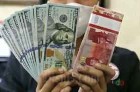 Indeks Dolar Menguat, Rupiah Jadi yang Terlemah di…