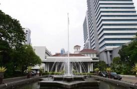 Sebagian Lantai Gedung G Bali Kota DKI Ditutup terkait Corona
