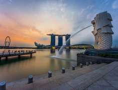Tarik Kembali Wisatawan, Begini Strategi Marina Bay Sands