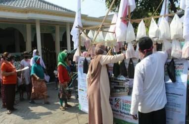 ACT Salurkan 1.000 Ton Beras di Surabaya, Malan, Madiun, Jember