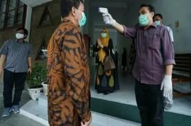 CEK FAKTA: Pemeriksaan Suhu Tubuh dengan Thermal Gun…