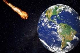 NASA Sebut Asteroid NK1 Tidak Membahayakan Bumi