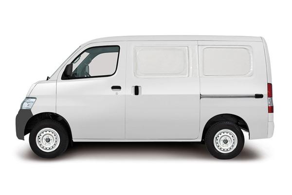 Daihatsu Gran Max Blind Van.  - Daihatsu