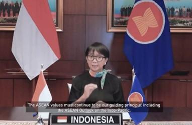 Menlu Retno Marsudi: Pandemi Ujian Bagi Solidaritas Asean
