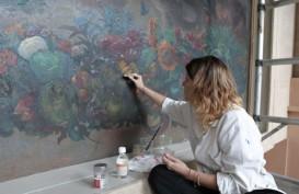 Lukisan Lee Man Fong Direstorasi, Ini Alasannya
