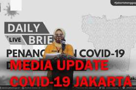 Kasus Corona Jakarta Salip Jawa Timur, Dinkes DKI:…