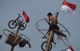 Peringatan HUT Kemerdekaan RI: Selamat Tinggal Panjat Pinang...