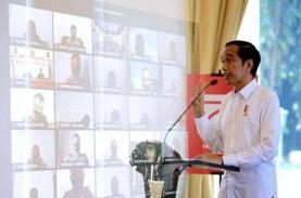 Hadapi Dampak Pandemi, Jokowi Ajak Masyarakat Ramai-Ramai…