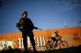 AS Temukan Terowongan Bawah Tanah Paling Canggih untuk Penyelundupan