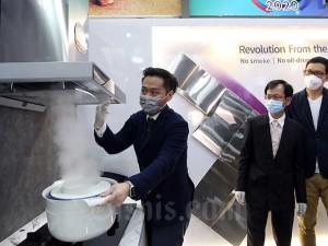 FOTILE Indonesia memperkenalkan Cooker Hood FOTILE W Series EMS9028