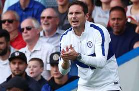 Lampard Berharap Willian Tetap Bertahan di Chelsea