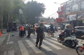 Covid-19 DKI Jakarta: Kasus Positif, Jakarta Pusat…