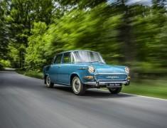Škoda 1000 MB (1964–1969) Wujud Perubahan Konsep yang Revolusioner