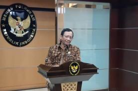 Mahfud Sebut TNI Perlu Dilibatkan dalam Penanganan…