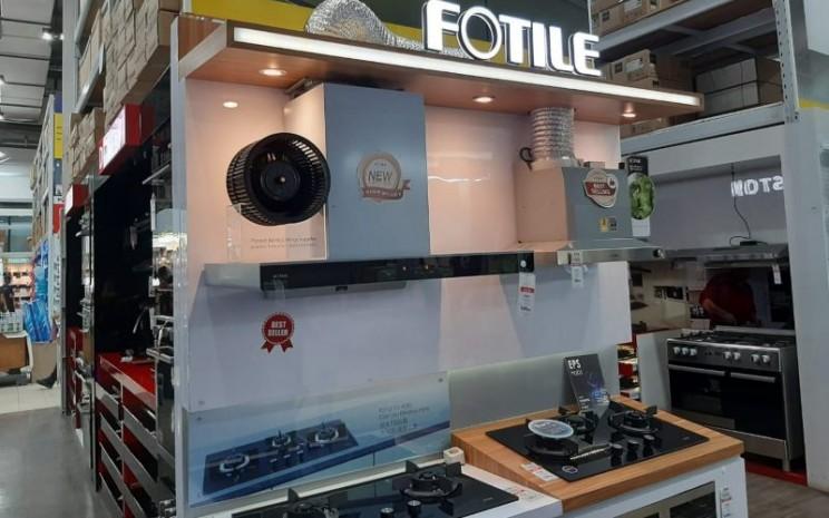 Fotile EMS9028, Cooker Hood dengan Teknologi Terbaru Suction Plate