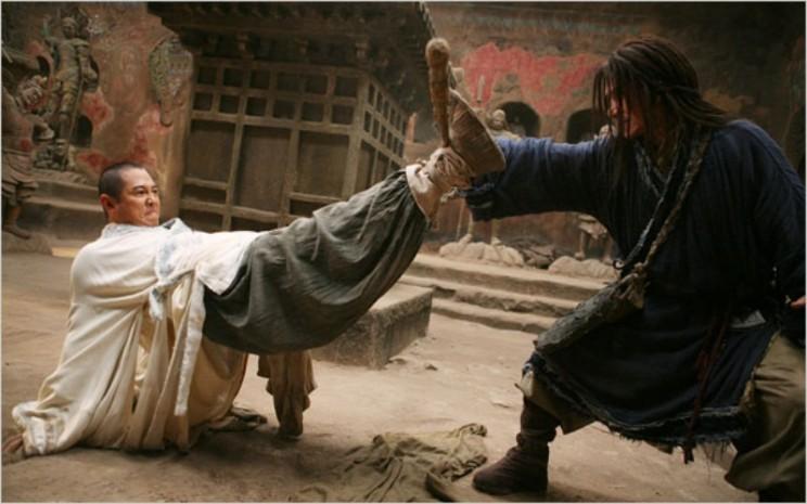 Cuplikan film Forbidden Kingdom