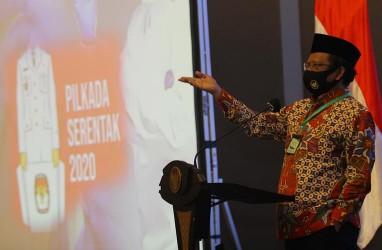 Mahfud MD: Sudah Banyak Masukan di Perpres TNI Tangani Terorisme