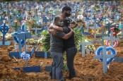 Sebaran Covid-19 di Brasil Meluas, Angka Kematian Tembus 100.000