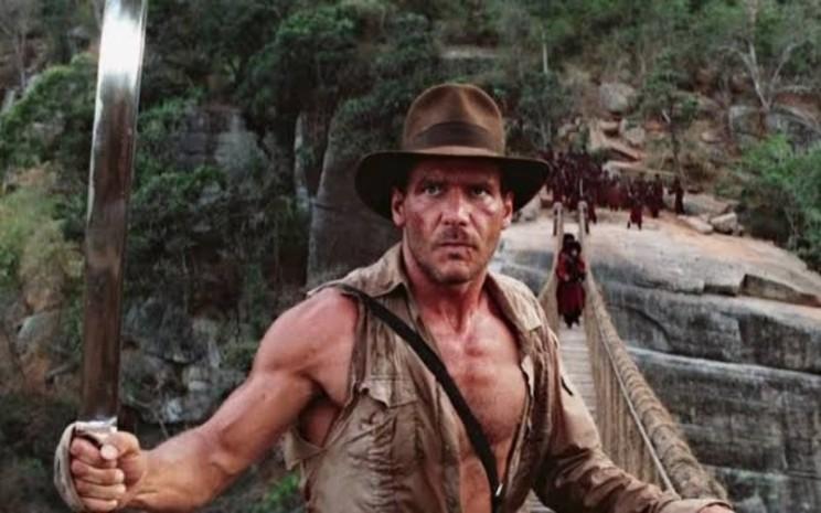 Cuplikan film Indiana Jones and the Temple of Doom