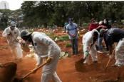 Kasus Covid-19 Brasil Diprediksi Tembus 4 Juta Sebulan ke Depan