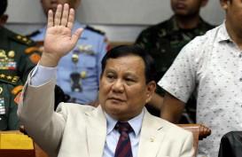 Kembali Jadi Ketum Gerindra, Ini Karir Politik Prabowo Subianto