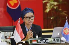 Menlu se-Asean Berkomitmen Jaga Perdamaian dan Stabilitas…