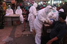 Kasus Positif Covid-19 di Jawa Timur Tembus 25.000…
