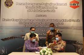 INVESTASI SEKTOR LOGISTIK : Siam Maspion Amankan Konsensi…