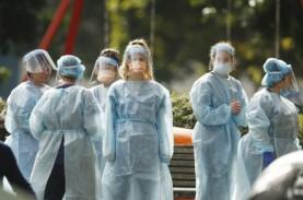 CEK FAKTA: 10 Karyawan Rumah Sakit Azra di Bogor Tertular…