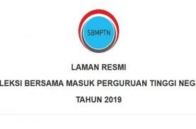 Pengumuman SBMPTN 2020 Dimajukan jadi 14 Agustus 2020,…
