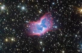 Teleskop di Cile Tangkap 'Kupu-Kupu' di Konstelasi Vela