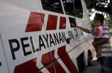 Layanan SIM Keliling Polda Metro Jaya Hadir di Empat Lokasi Ini