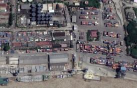 Kapal Besar Kembali Sandar di Pelabuhan Boom Baru Palembang