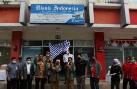 Bisnis Indonesia Memulai Jelajah Infrastruktur Kalimantan 2020