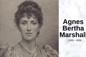 Agnes Marshall, Pengusaha Abad 19 yang Memelopori…