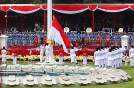 Istana Sediakan 17.845 Kuota Undangan untuk Upacara…