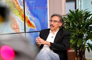 Siapa Ridwan Djamaluddin, Dirjen Minerba yang Baru?