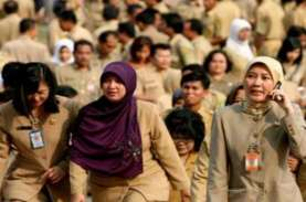 Gaji ke-13 PNS di DKI Jakarta, Kepala BKD: Pencairan…