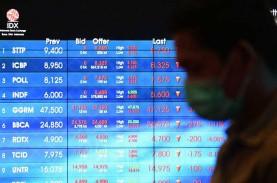 Investor Asing Lepas TOWR dan TLKM, IHSG Menguat Tipis