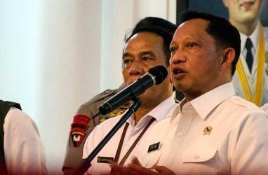 Pemerintah Siapkan PP terkait Penanganan Gempa dan Tsunami