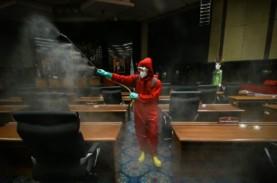 DPRD DKI Jakarta Setop Sementara Kunker dan Penerimaan…