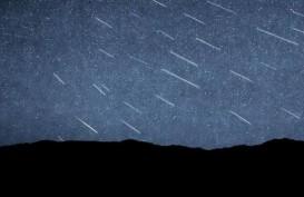 Puncak Hujan Meteor Perseid 12 dan 13 Agustus, Ini Waktu dan Tips Menyaksikannya