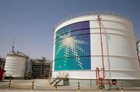 Minyak Rebound, Tersulut Optimisme Saudi Aramco