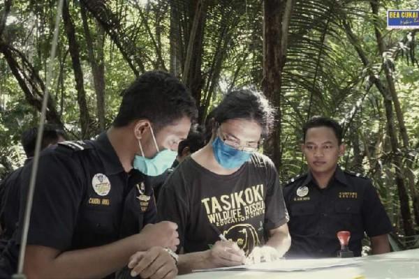Bea Cukai Bitung Kawal Repatriasi Satwa Langka Asal Indonesia Dari Filipina