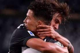 Saham Juventus Terjun Bebas, Penunjukan Pirlo Tambah…